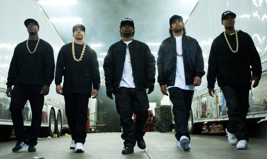 เมืองเดือดแร็ปเปอร์กบฏ(Straight Outta Compton)ภาพยนตร์ดราม่า