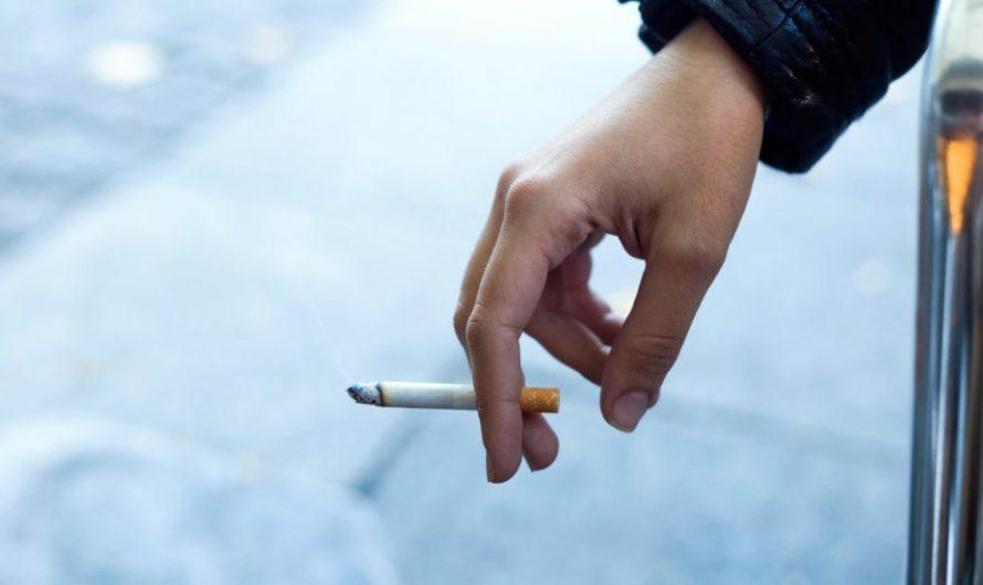 บุหรี่เหม็นแค่ไหน!
