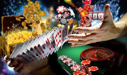 Winning Card Game Baccarat