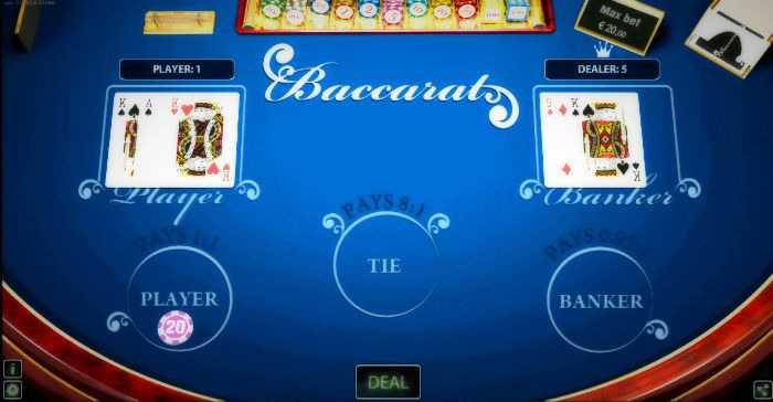 เกมส์บาคาร่าออนไลน์ในประเทศไทย