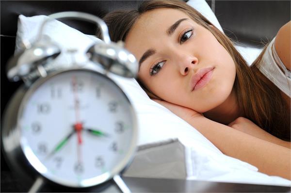 อาการนอนไม่หลับ