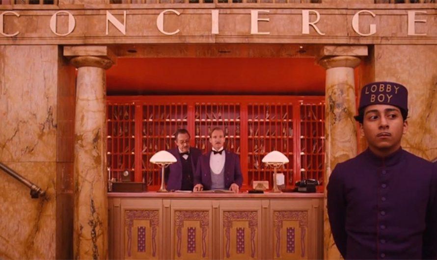 เรื่อง The Grand Budapest Hotel (2014)